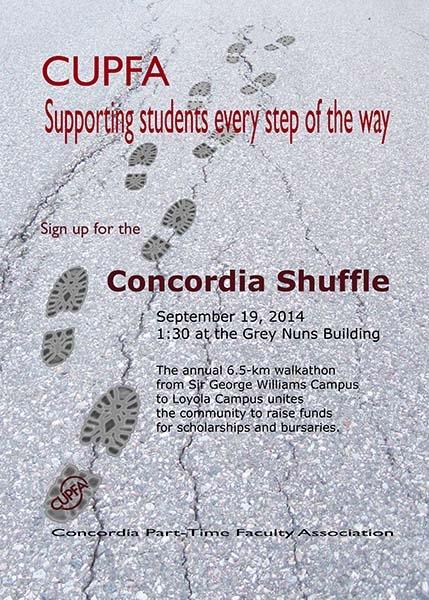 Concordia Shuffle